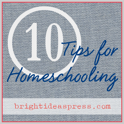 ten homeschool tips