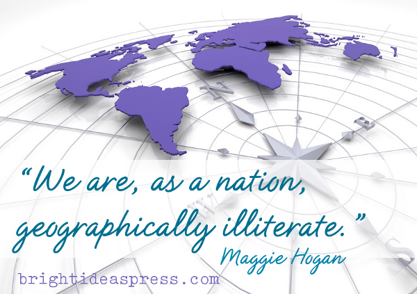 geographically illiterate